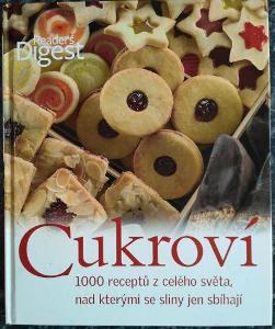 Cukroví, 1000 receptů z celého světa - Egan, Pamela a kol.