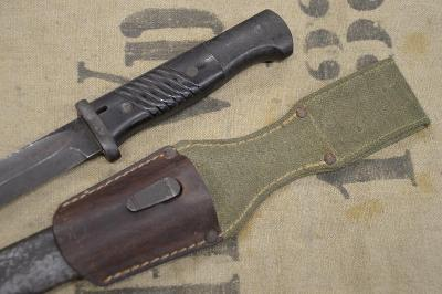 Závěsník na bodák Mauser 98K náhradní TOP