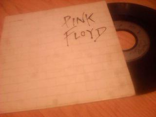PINK FLOYD-ANOTHER BRICK IN THE WALL-SP-1979. RARE.