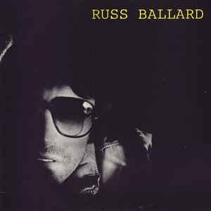 Russ Ballard – Russ Ballard Label: EMI America – 1C 064 2401331 NM