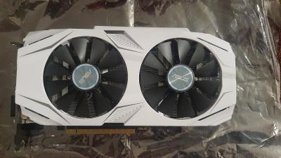 ASUS GeForce GTX 1060 DUAL 6GB, záruka do 25.6.2021