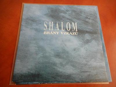 SHALOM - BRÁNY VZKAZŮ ( Velice zachovalá ) hodnotil bych EX