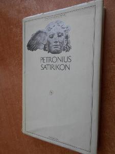 Petronius - Satirikon - Antická knihovna 9