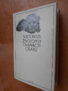 Suetonius - Životopisy dvanácti císařů - Antická knihovna 24