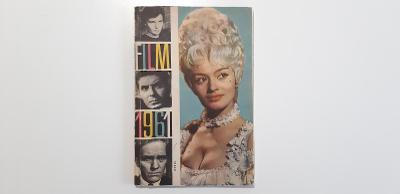 filmová ročenka Film 1961