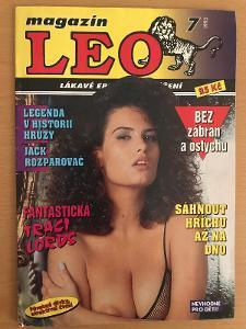 ČASOPIS - MAGAZIN LEO ČÍSLO 7 / 1993