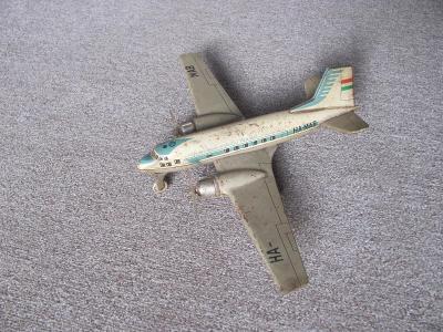 "Plechová hračka ""Letadlo"""