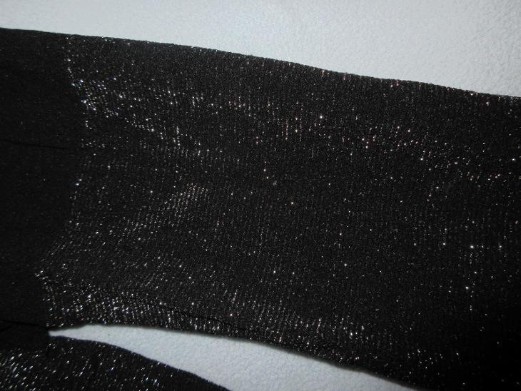 silonky-punčocháče třpitivé - Dámské oblečení