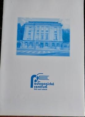 Papír. desky Pedagogické centrum Ústí n. L.