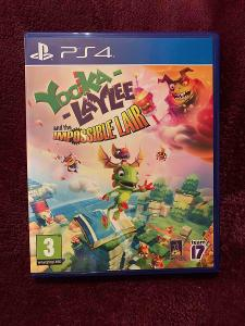 Yooka Laylee and The Impossible Lair - PS4