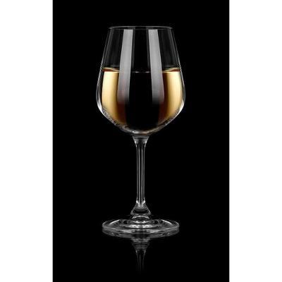 MAISON FORINE set sklenic Marta na bílé víno 4 x 350 ml - Nekompletní