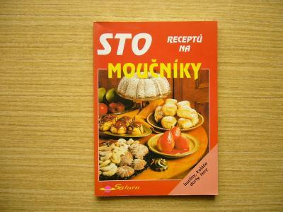 Marie Kynclová - Sto receptů na moučníky | 1996 -n