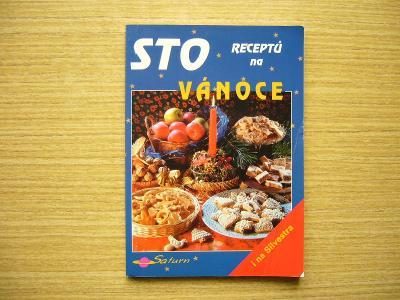 Jaroslav Vašák - Sto receptů na Vánoce | 1999 -n