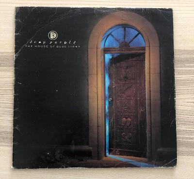 LP Deep Purple – The House Of Blue Light 1988