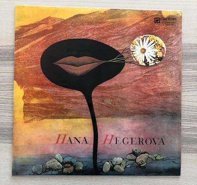 LP HANA HEGEROVÁ – Recital (Dobrý stav)