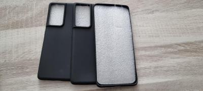 Samsung Galaxy S21 Ultra 5G Obal Ultratenký silikonový matný
