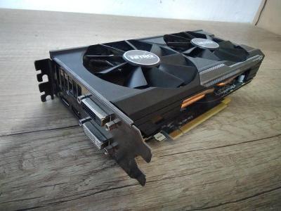 Saphire Nitro r9 380 4GB GDDR5-poškozená