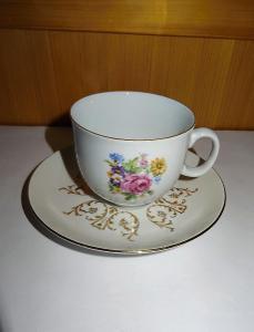 Kávová, čajová souprava Bohemia
