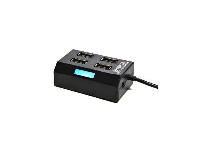 USB HUB 4-PORTY 2.0 SKLADEM