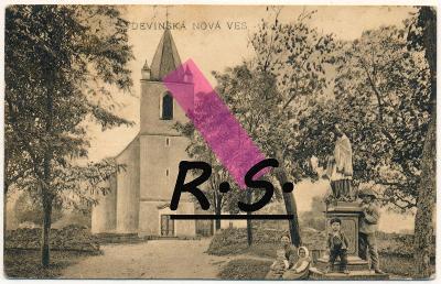 Devínska Nová Ves 1932 - Bratislava , /4447/