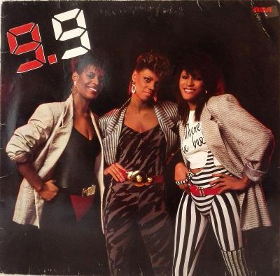 LP 9.9 - 9.9, 1985 EX