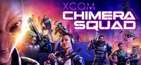 XCOM: Chimera Squad - Steam klíč