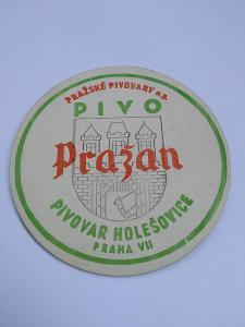 PIVOVAR HOLEŠOVICE - PODTÁCEK.