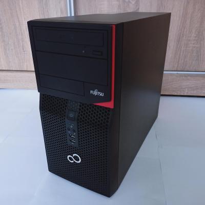 PC Fujitsu / Intel i3 / SSD / HDD 500GB