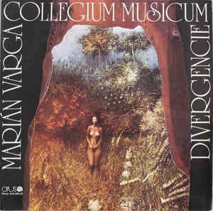 2 LP Marián Varga, Collegium Musicum – Divergencie  super stav