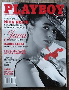 Playboy, srpen 1999+plakát