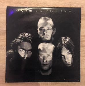 LP LUCIE - In the sky . . .  1991  (gang product)