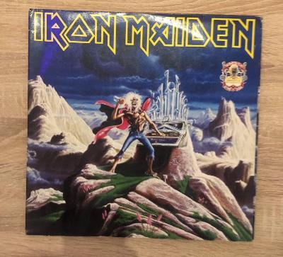 LP - Iron Maiden – Running Free · Run To The Hills