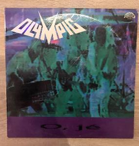 LP OLYMPIC -  O jé 1990
