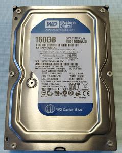 HDD do PC Western Digital WD1600AAJS-00L7A0 160GB 3,5 SATA II 8MB