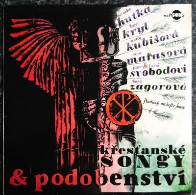 LP Various - Křesťanské Songy & Podobenství