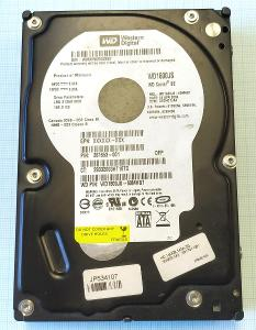 HDD do PC Western Digital WD1600JS 160GB 3,5 SATA II 8MB
