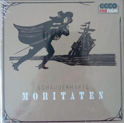 SCHAUDERHAFTE MORITATEN Schauderhafte Moritaten 4 CD BOX Fab Four