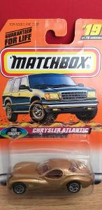 MATCHBOX ´´ CHRYSLER ATLANTIC ´´ 1998 #19