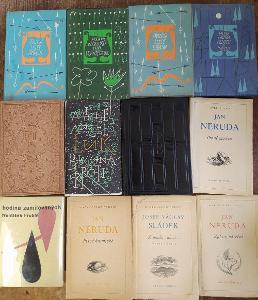 Kolekce 17 knih POEZIE