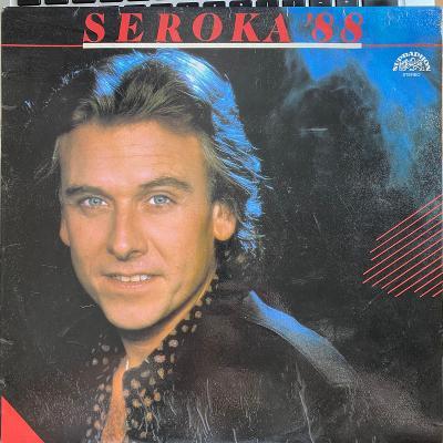 Henri Seroka – Seroka '88 - LP vinyl