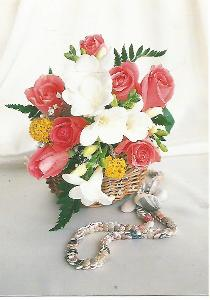 kytice růže, foto GIPA, korále 3-3662++