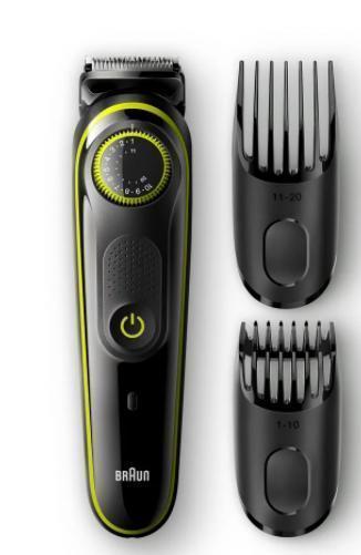 Zastřihovač vousů Braun BT 3041