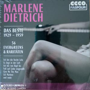 DIETRICH MARLENE Beste 1929-1959 4 CD BOX Fab Four