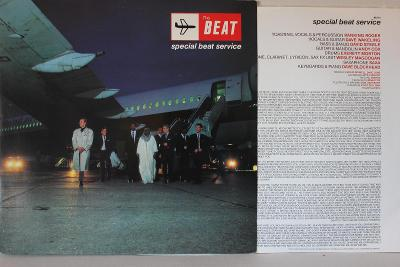 The Beat – Special Beat Service LP 1982 vinyl Reggae Ska jako nove NM
