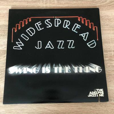 LP The Widespread Jazz Orchestra – Swing Is The Thing 1983