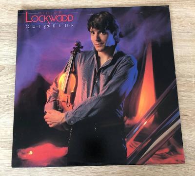 LP  Didier Lockwood – Out Of The Blue 1985 (SUPER STAV)