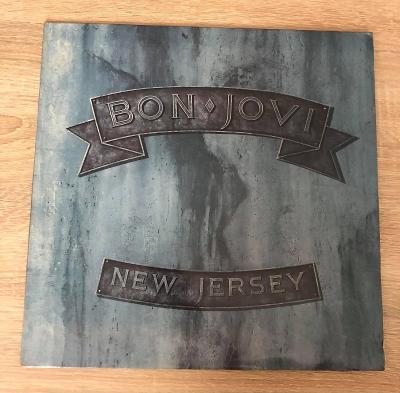 LP  Bon Jovi – New Jersey 1988