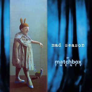 MATCHBOX TWENTY - Mad Season CD 2000 indie USA