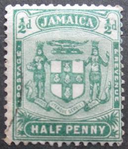 Jamajka 1906 Státní znak Mi# 48 0138