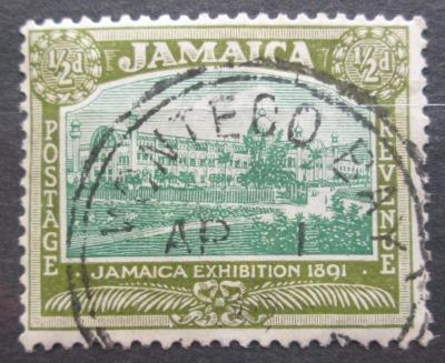 Jamajka 1922 Výstavní budova Mi# 77 0139